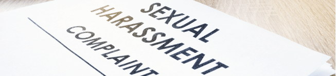 Sexual Harassement at Workplace